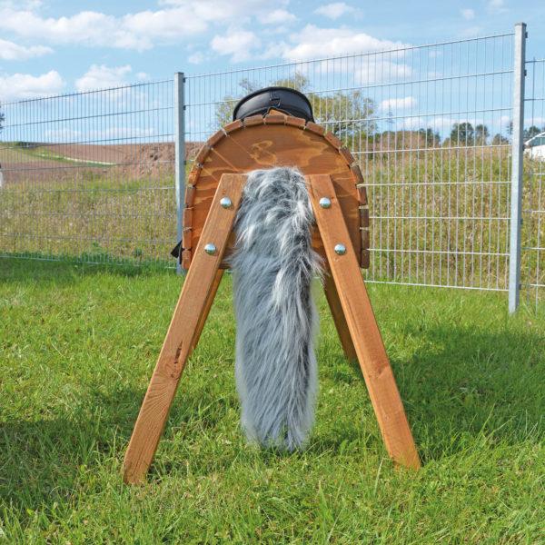 Holzpferd für Kinder