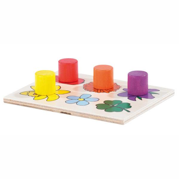 olifu Colourbox Lernspiel Farben