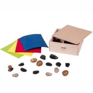 olifu Steine Box zum Steinzeln