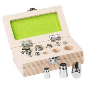 Gewichte- Box von olifu passend zur olifu Waage