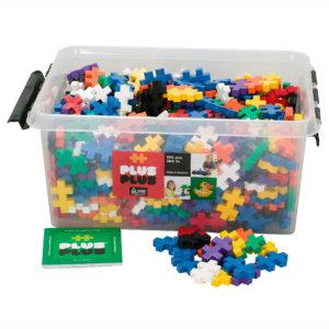 Plus Plus Midi Basic Bausteine für Kinder in Kindergarten- und Schulalter