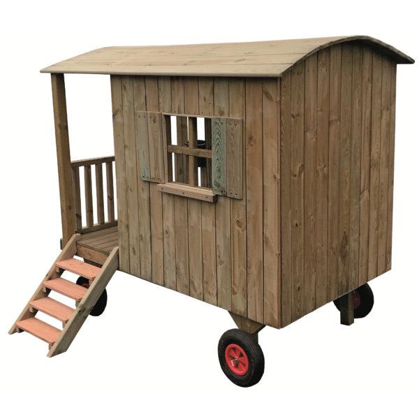 Zirkuswagen für Kinder