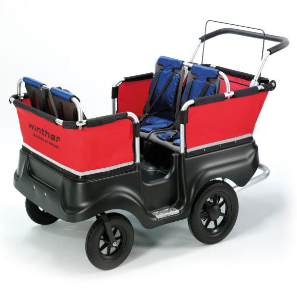 Kinderbus für Kinder in Krippe und Kindergarten