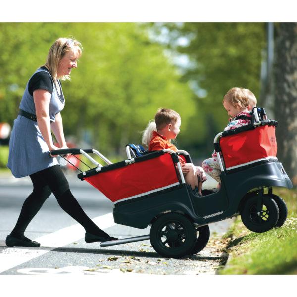 Kinderbus Platz für 4 Kinder