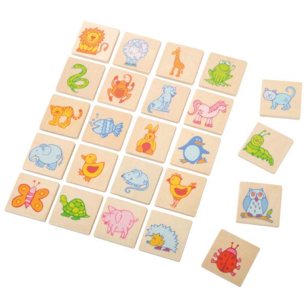 Erkennungsschilder Gegenstände für Krippe und Kindergarten