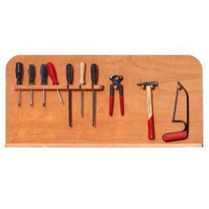 Werkzeugwand für Werkbank oder Montage an der Wand