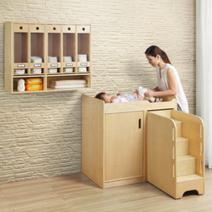 Möbel für Krippenräume
