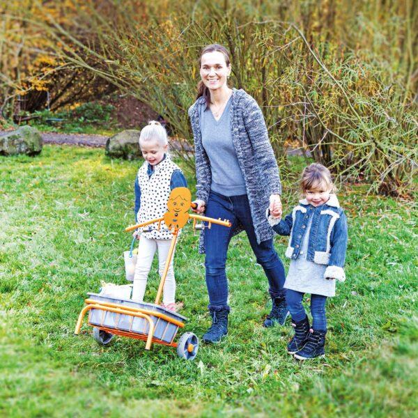 Mobile Toptrike Waage für Kinder