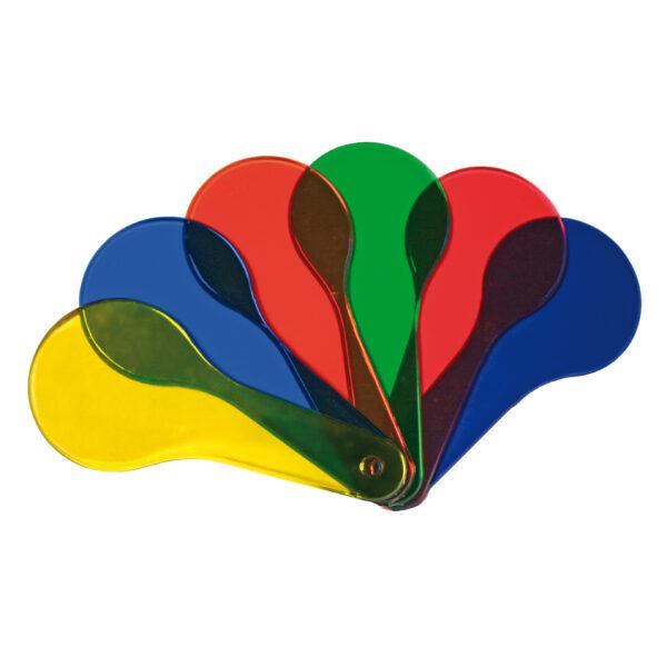 Farbmischer Erlernen der Mischfarben