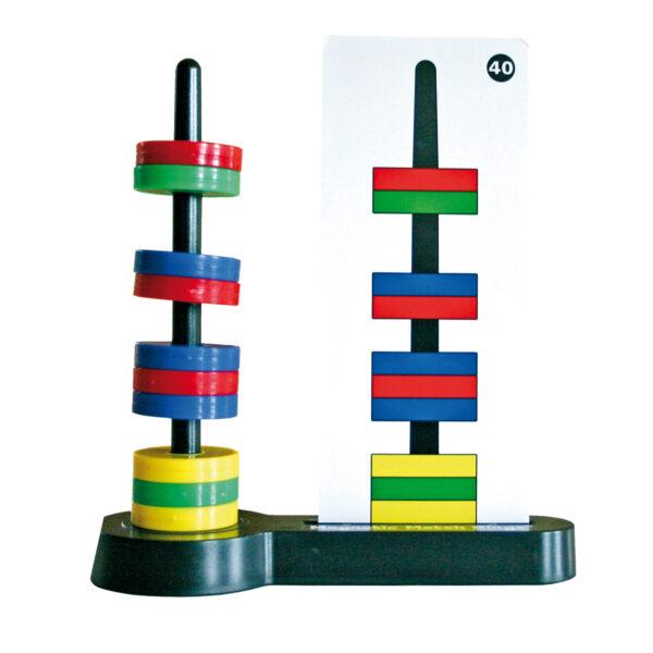 Schwebende Ringe Lernspiel Magnetismus