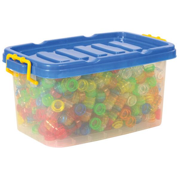 Aufbewahrungsbox für Stapelhütchen