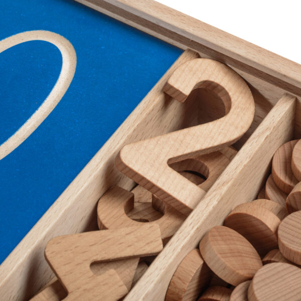 Nummern Box Erstes Rechnen und Zählen