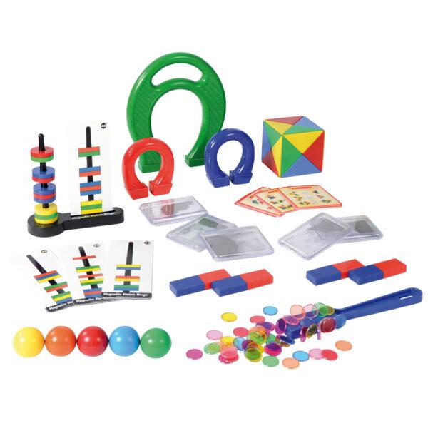Magnet Experimente Set für Kidner in Kindergarten und Schule