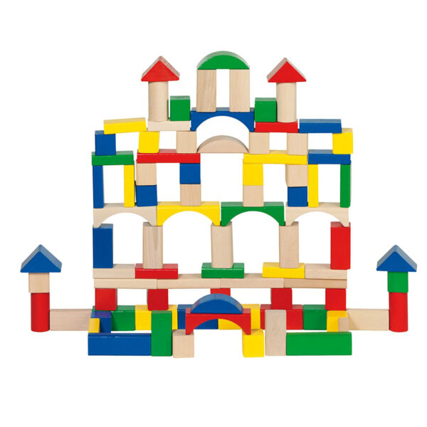 Holz- Bausteine Set klassik von goki