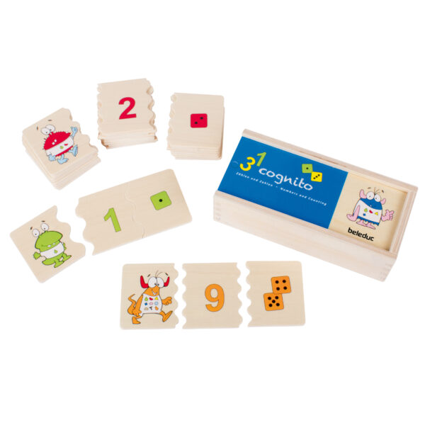 Cognito Zahlen Lernspiel für Kinder