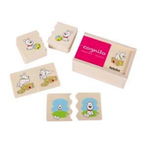 Cognito Räumlichkeiten Lernspiel für Kinder in Kindergarten und Schulalter