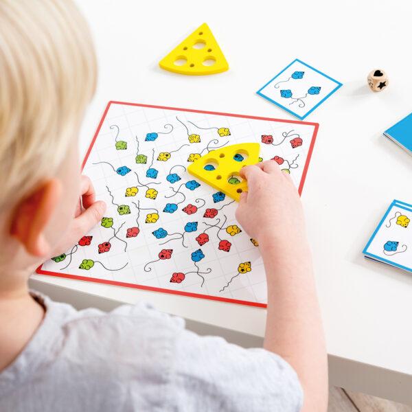Tempo Toni Tischspiel für Kinder im Kindergartenalter