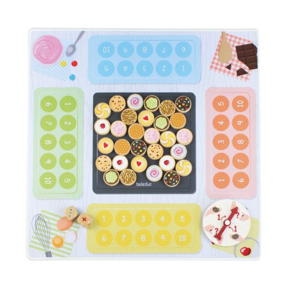 SpieSpielmatte zum Tischspiel Cookie Doo