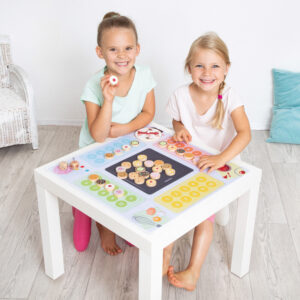 Kinder spielen Tischspiel Cookie Doo