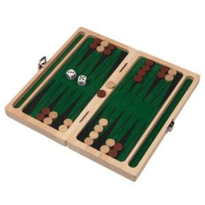Backgammon Tischspiel für die ganze Familie