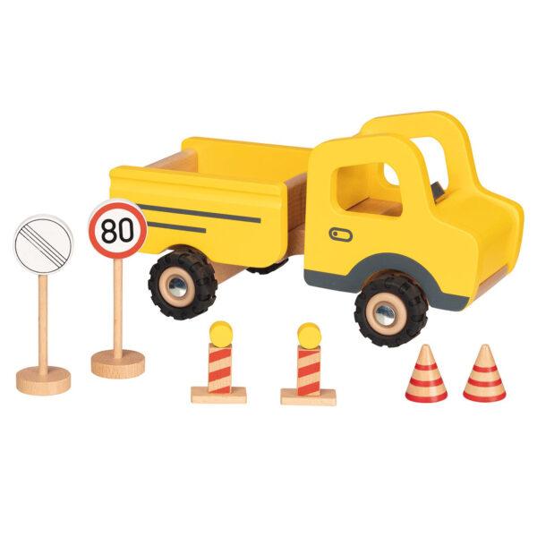 Baustellenfahrzeug von Goki