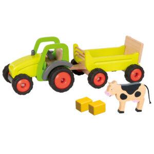 Traktor mit Anhänger von Goki