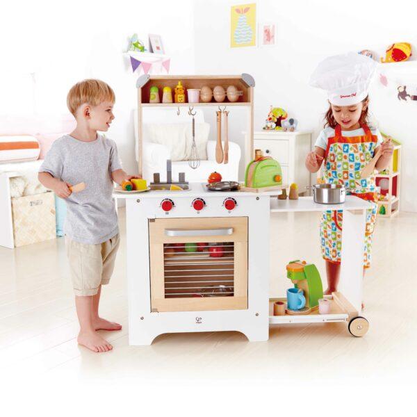 Kinderküche ausziehbar