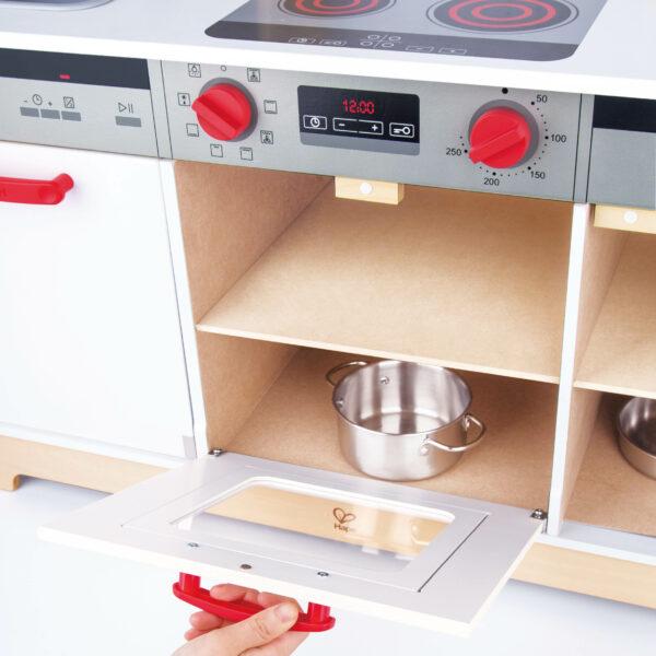 Multifunktionale Spielküche für Kinder