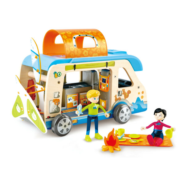 Abenteuer Van Rollenspiel für Kinder