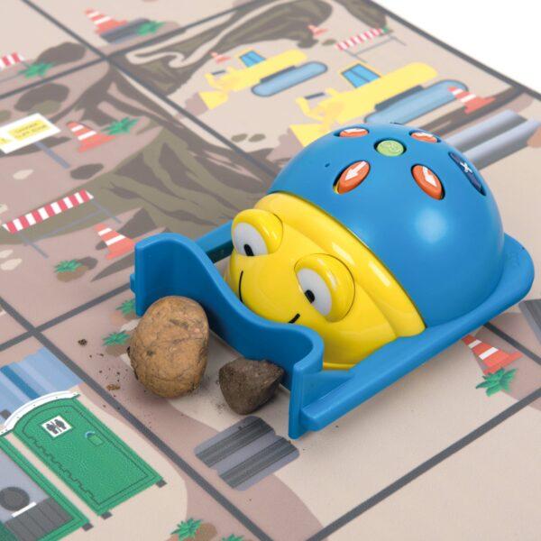 des Bee-Bot® und des Blue-Bot®