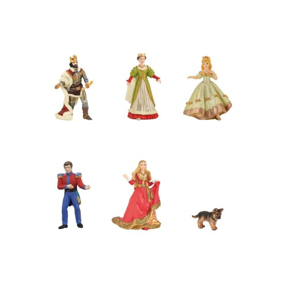 """Spielfiguren Set """"Königsfamilie"""""""