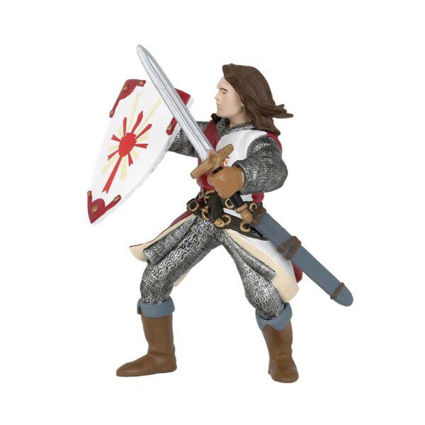 Ritter Figur für Rollenspiel