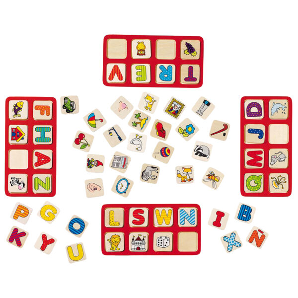 Mein ABC Spiel Lernspiel für Kinder