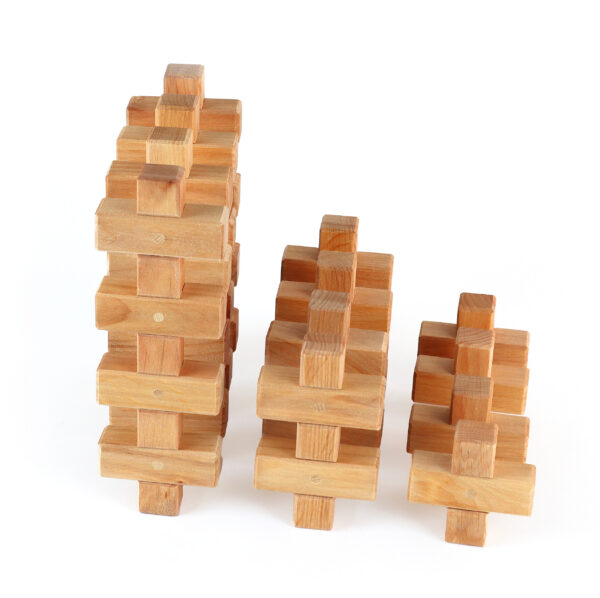 Pluskonstruktion 12-teilig von Bauspiel