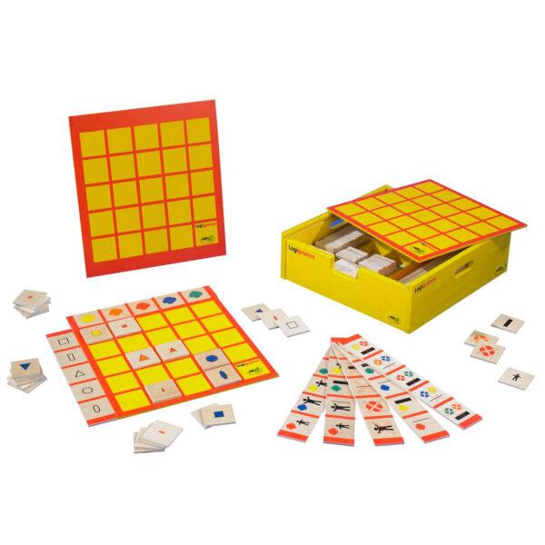 Logigramm Tischspiel von olifu